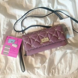 Betsey Johnson Wallet On A String